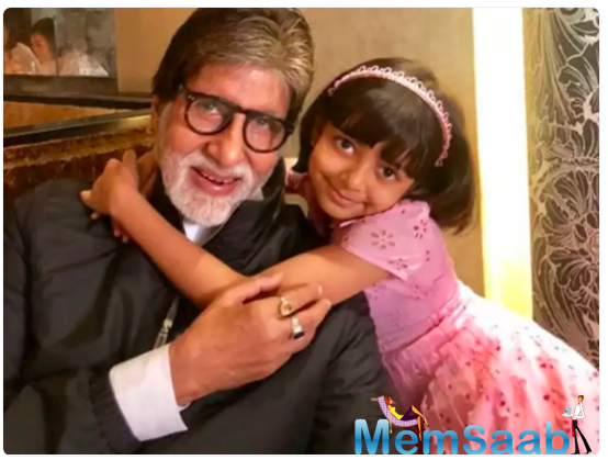 Earlier, almost the entire Bachchan family, including Abhishek Bachchan, Aishwarya Bachchan, Aaradhya, and Amitabh himself were tested positive for COVID-19.