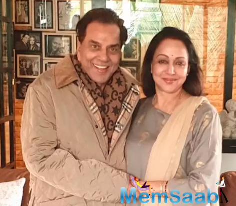And when asked about the one thing about her life that she wished she could change, she spoke about not being able to spend some more time with Dharmendra.