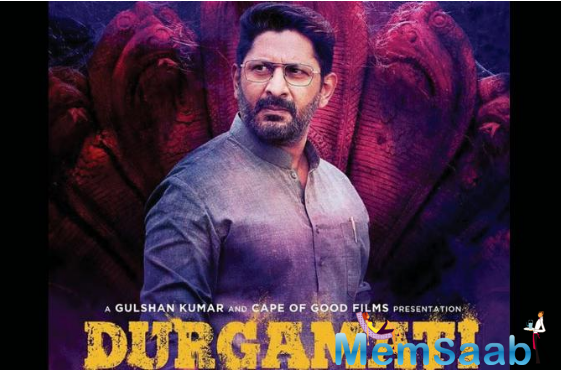 Arshad Warsi on Durgamati: I loved the twists and turns in the story