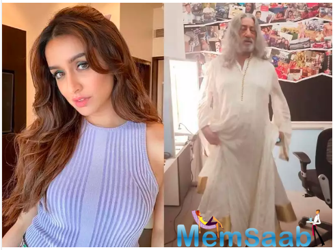 Shraddha Kapoor makes Shakti Kapoor gain 8 kg; Crime Master Gogo says,