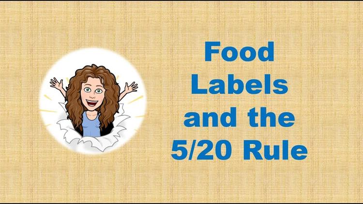 What is the Label 5-20 Rule?