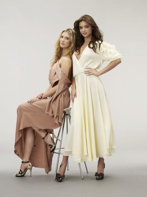 Miranda Kerr and Delta Goodrem Hot Photo Shoot , Dimple ...