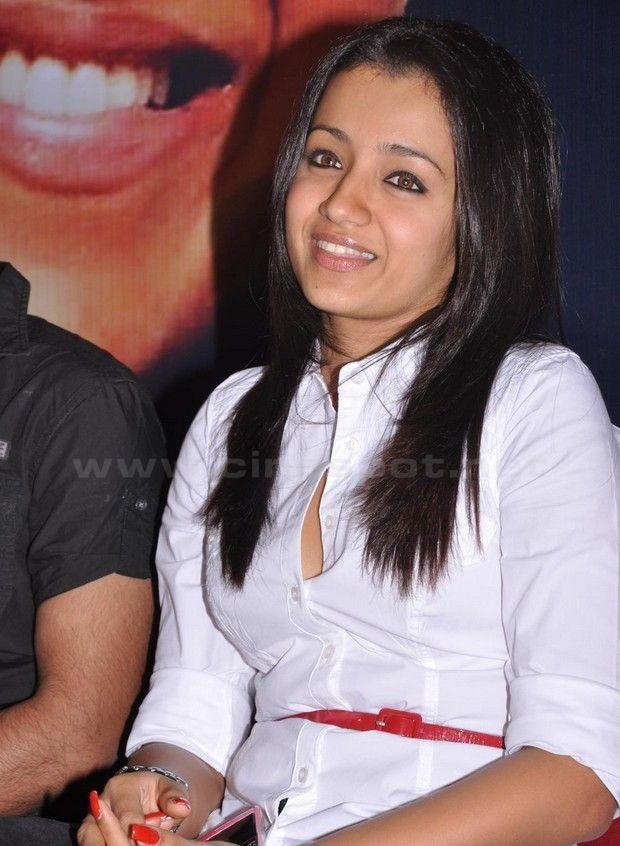 Trisha Cute Face Photo