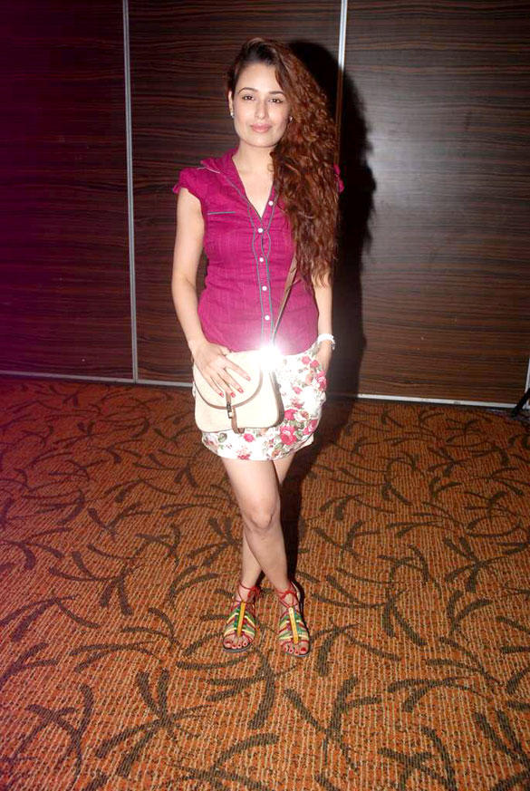 Uvika Choudary at Earth Diet Launch Event