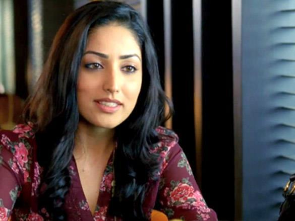 Yami Gautam Beautiful Face Yami Gautam In Vicky Donor In Saree