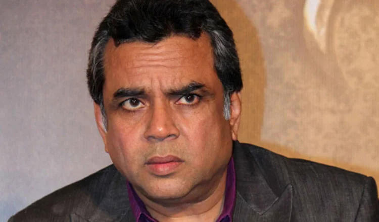 Why Did Paresh Rawal Issue an Apology on Twitter?