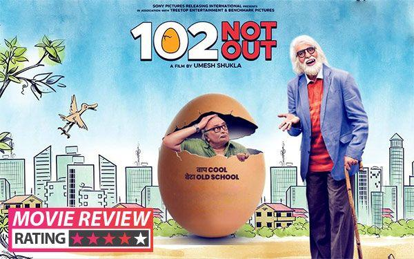 102 Not Out: A Review.