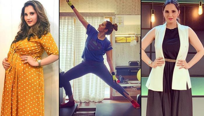 Sania Mirza Reveals How She Lost All the Mommy Weight!