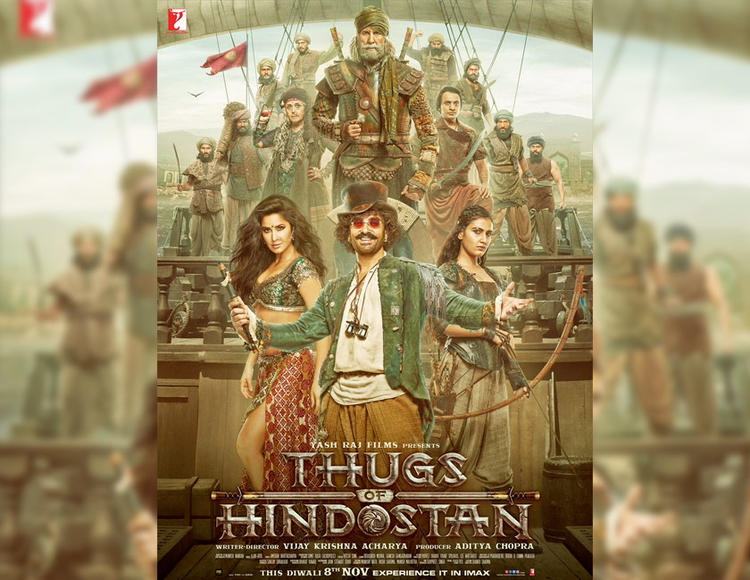 A Review of Thugs of Hindostan