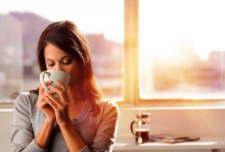 Is Coffee Love Good for You?