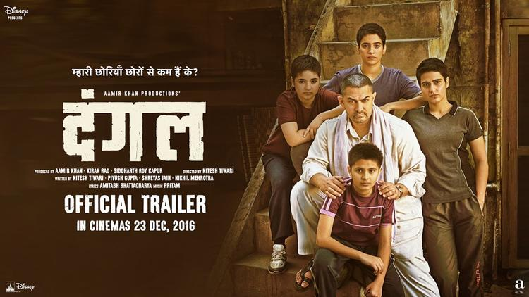 What Made Dangal Such a Hit With the Chinese?