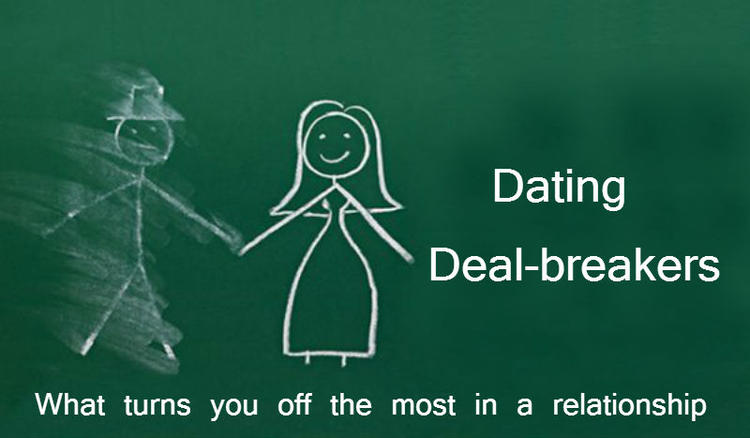 Common Dating Deal-Breakers