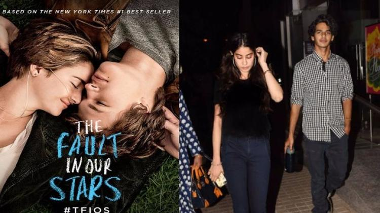 Fault in Our Stars Remake on Cards in Bollywood!