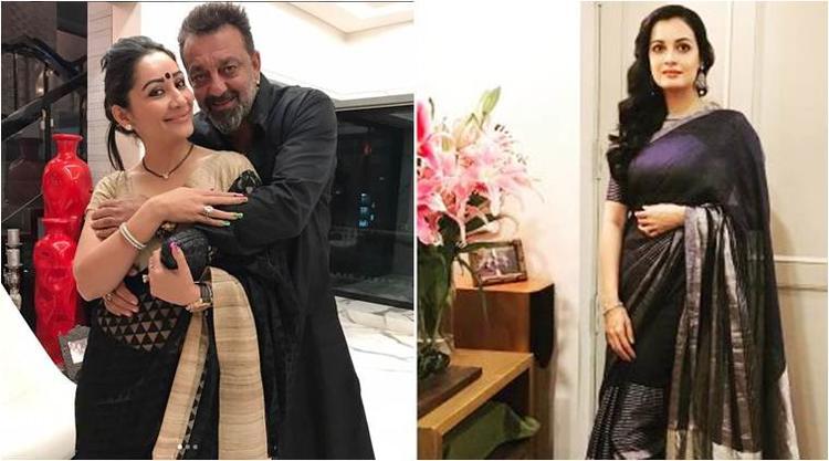 Dia Mirza is Making Her Big Comeback With Sanju!