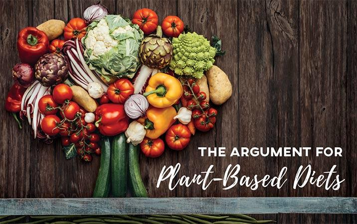 Adopt a Plant Based Diet to Prevent Diabetes