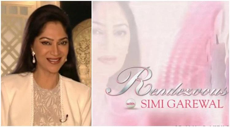 Rendezvous With Simi Garewal is Back!!!