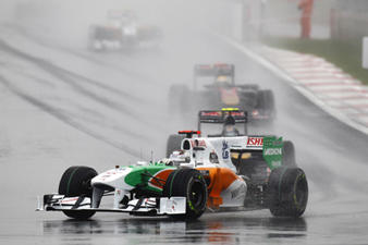 Force F1 Race at India