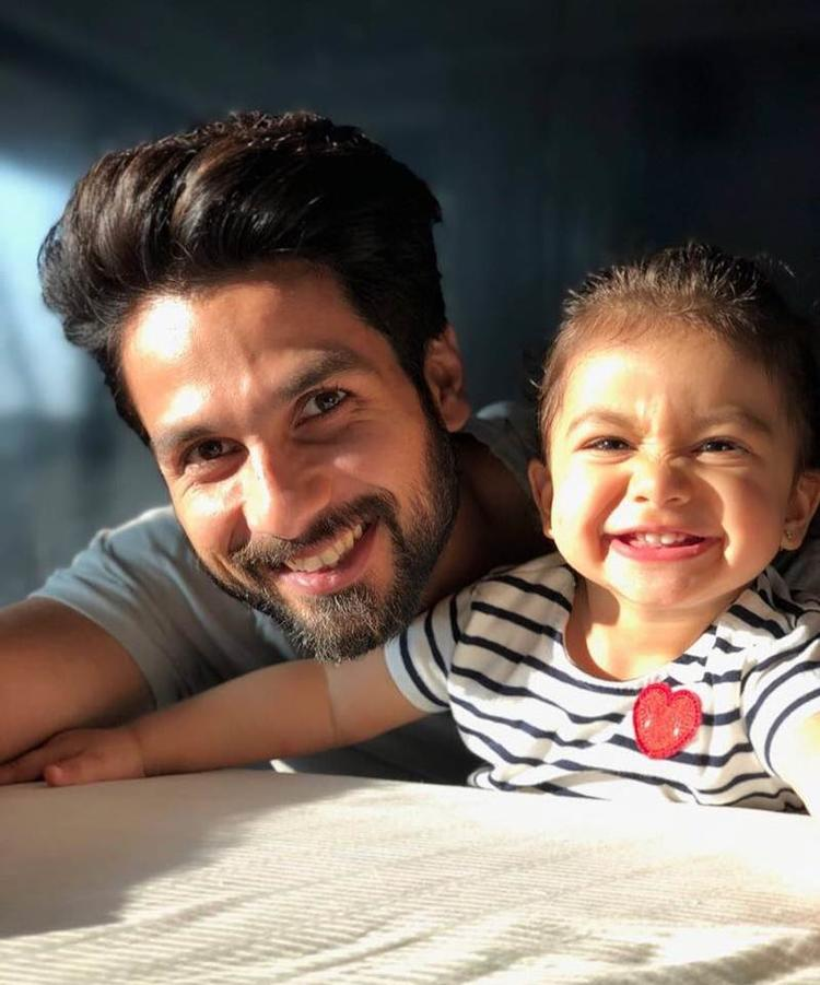 Misha Kapoor Already Has Offers for Ads - Will Shahid Accept Them?