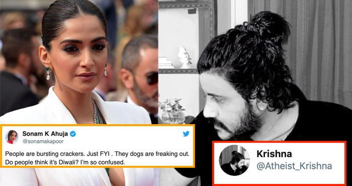 Netizens Troll Sonam Kapoor for Hypocrisy!