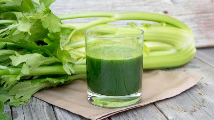 Why is Everyone Going Crazy About Celery Juice?