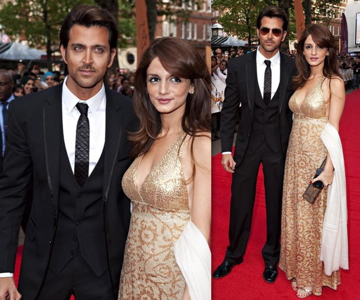 Hrithik and Suzanne End Their Marriage!