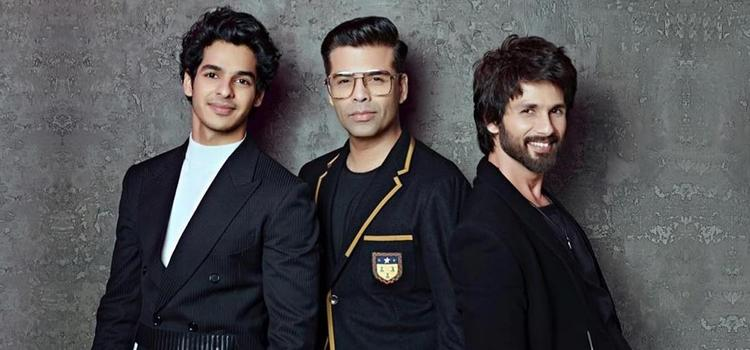 Guess What Secrets Did Shahid & Ishaan Spill at Koffee!