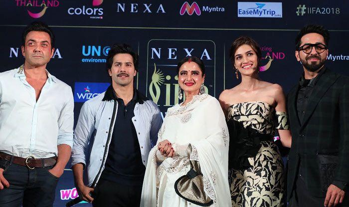 OMG Rekha Will Perform at IIFA This Year!!!