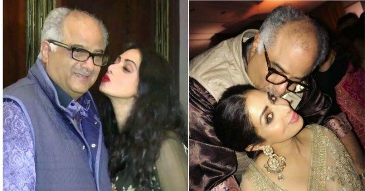 Boney Kapoor Set to Make a Film on Late Wife Sridevi!