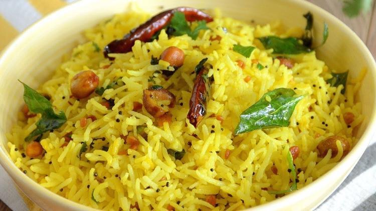 Make Lemon Rice for a Spicy Brunch!