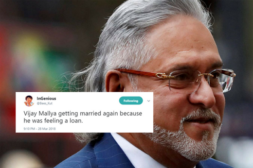 Loan-ly Mallya All Set to Marry 3rd Time!