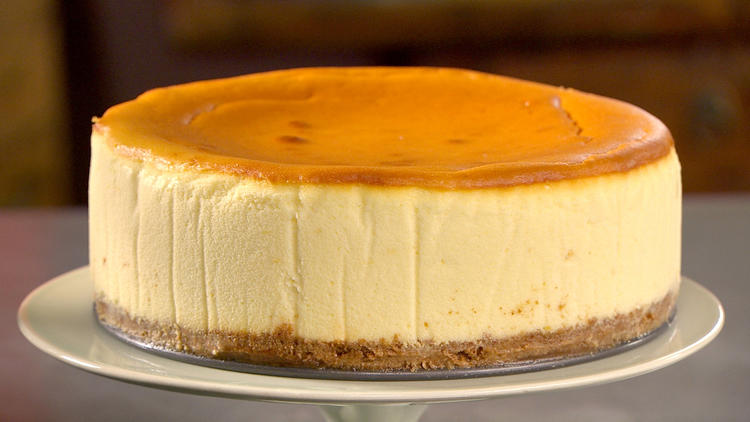 Learn to Make Cheesecake at Home.