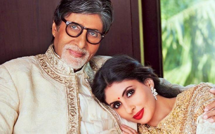 Shweta Bachchan Set to Make Acting Debut with Daddy!