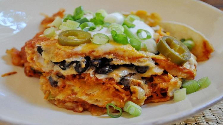 Hot Lasagna to Warm Up Your Evenings