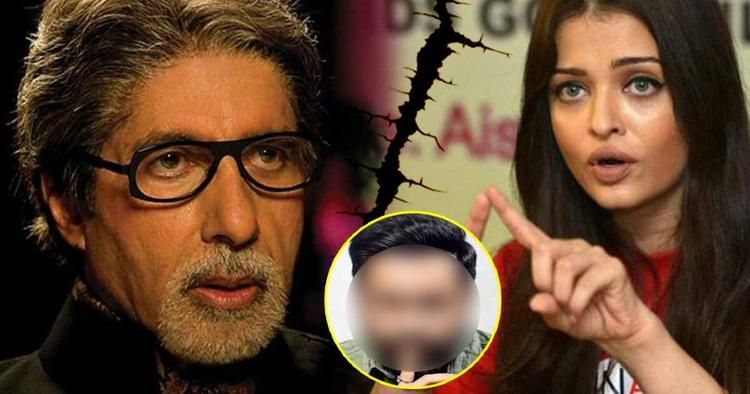 Guess Why is Aishwarya Rai Bachchan Angry with Amitabh Bachchan?