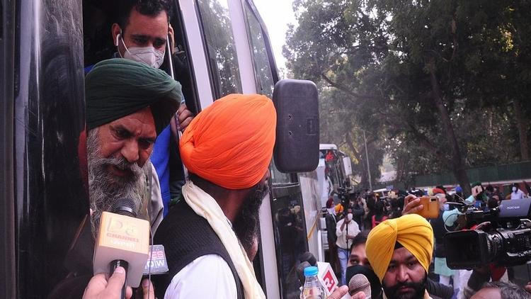 2 of 4 Demands Resolved in Government's Talks With Farmers