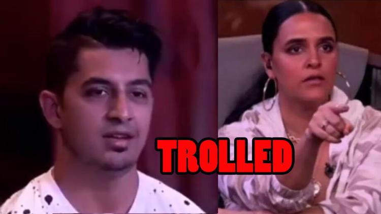 Neha Dhupia Responds to Trolling