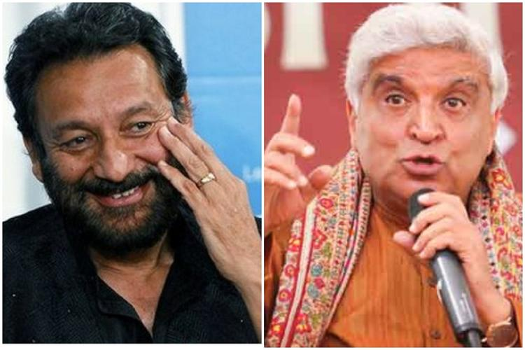 Shekhar Kapur and Javed Akhtar Started a Twitter Battle!