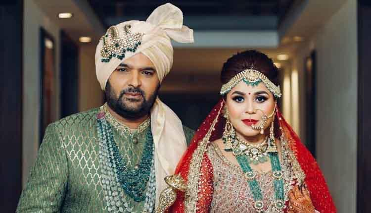 A Glimpse into the Ginni-Kapil Wedding!