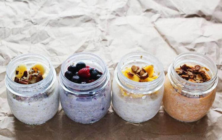 Overnight Oats - Get Healthy with This Trendy Food