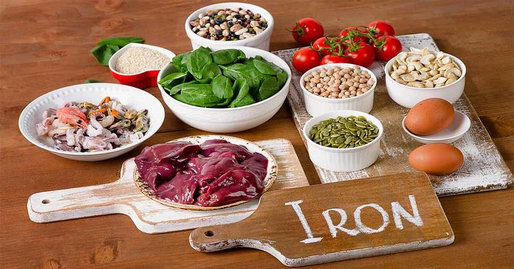 Vegetarian Sources of Iron for People Who Don't Eat Meat