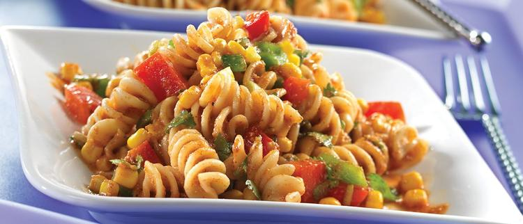 Cold Pasta Salad Recipe for a Hot Summer Day!