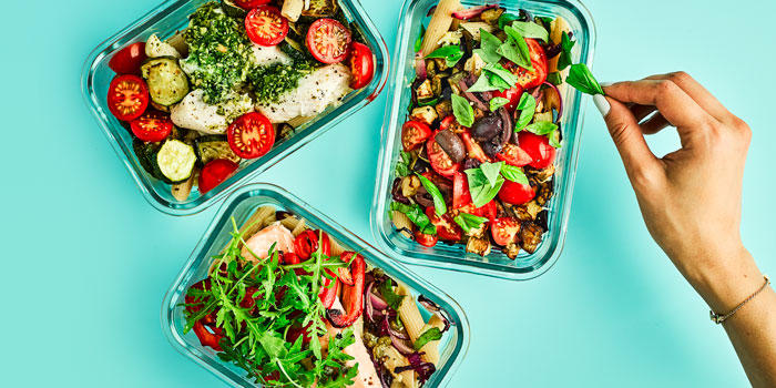 Healthy Lunch Ideas for Working Moms