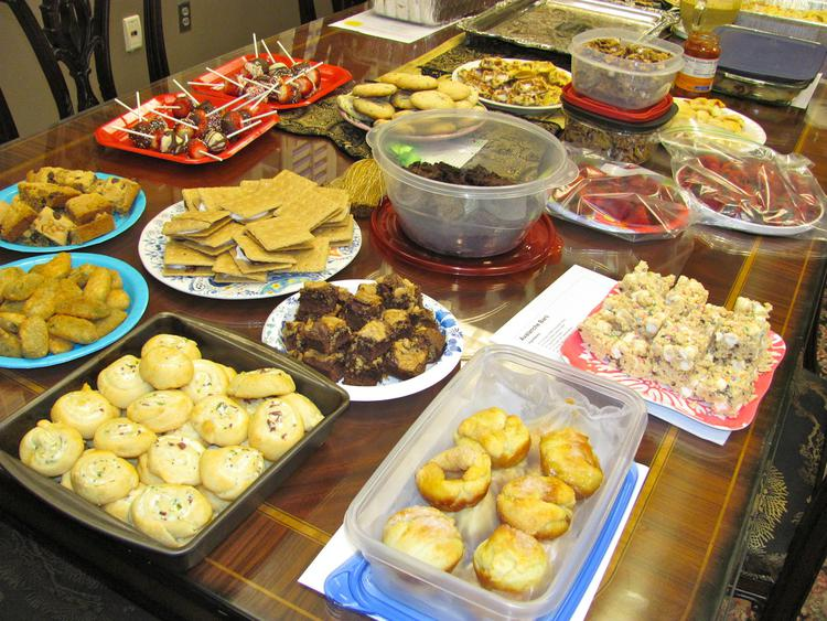 Tips To Be A Pro At Potluck Parties