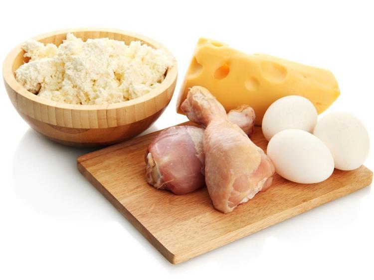 Symptoms of Protein Deficiency