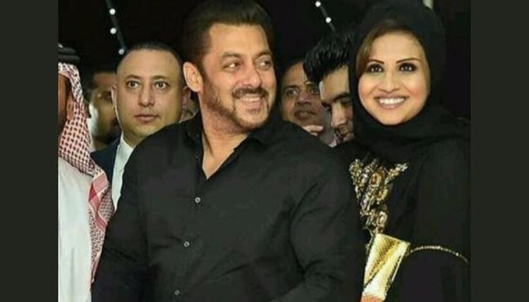 Salman Khan's  Funny and Ironical Inauguration