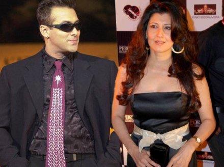 Is Salman Back With Sangeeta Bijlani?
