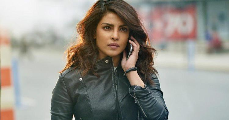 Priyanka is Back to Work in India after Spending Vacation with Nick!