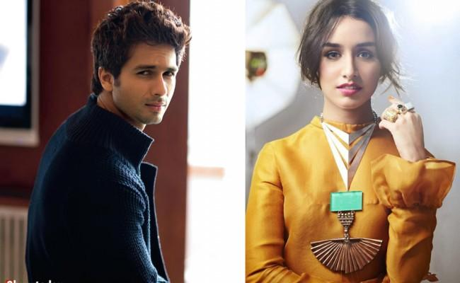 Shahid Finds A New Girl To Romance!