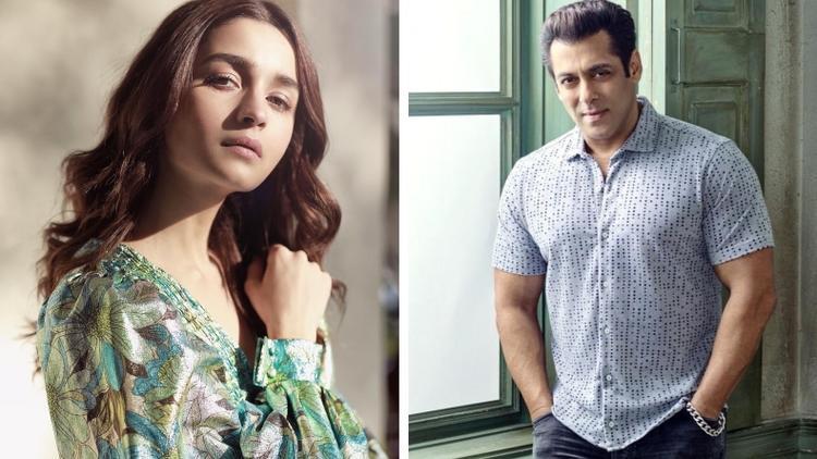 Alia Bhatt to Romance Salman Khan in Inshallah - What Do You Think?
