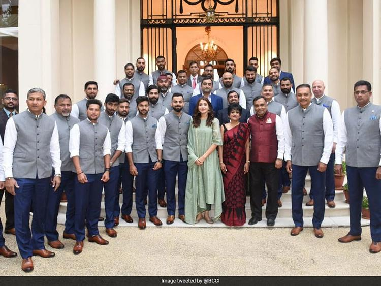 When Did Anushka Make Entry into the National Cricket Team?